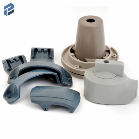 Plastic Injection Parts with Transparent ABS, PC or PMMA Materials