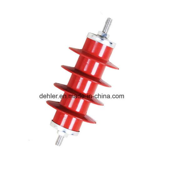 10kv High Voltage Lightning Arrester Zinc Oxide Lightning Arrester/Polymer Housed Metal Oxide Lightning Arrester Without Gaps