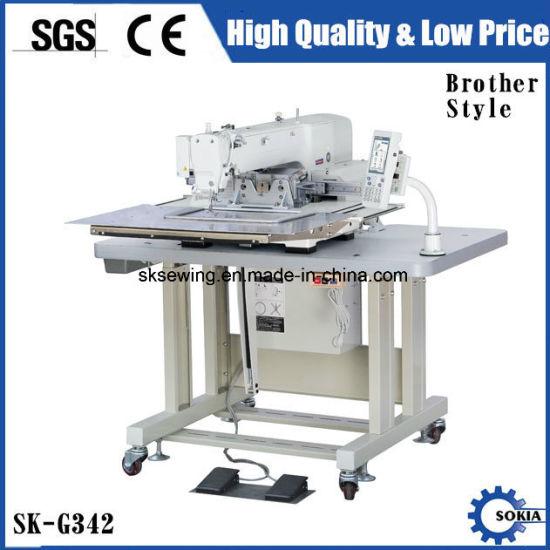 China Brother 3020 Electronic Program Pattern Making Sewing Machine ...
