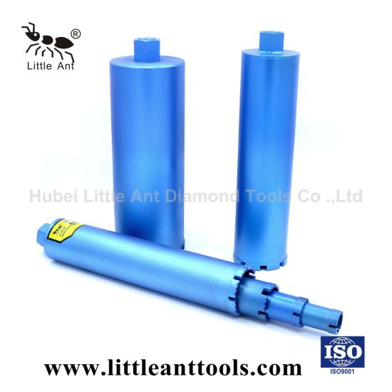 Little Ant High Quality Diamond Drilling Tools Core Drill Bit for Dirll Machine