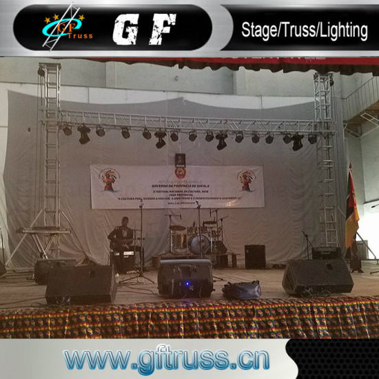 8X8m LED Display Truss For Hanging Screen And Speakers