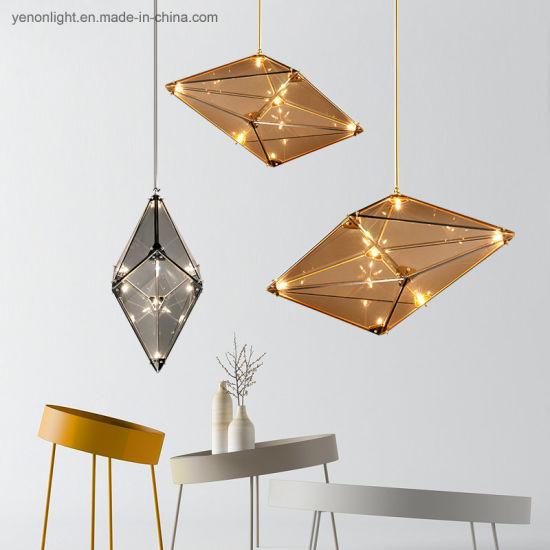 Hanging Lamp Gl Led Pendant Light
