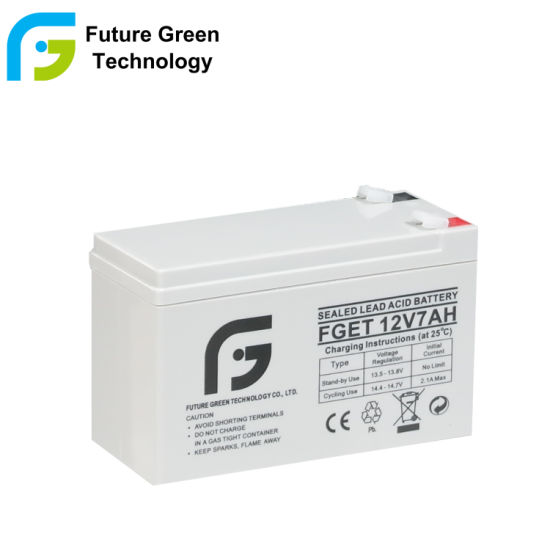 12V 7.2ah AGM SLA Lead Acid Battery for UPS