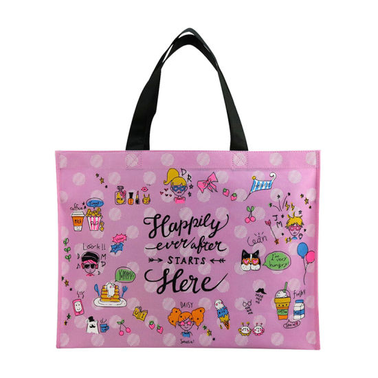 Promotional Advertising Nonwoven Bag (XTFLY00020) pictures & photos