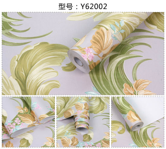 3D Wallpaper Sticker for Background Wall (220-250g/sqm 53cm*10m) pictures & photos