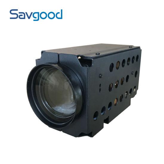 4K/8MP 30X Zoom Network IP Camera Module Sg-Zcm8030n