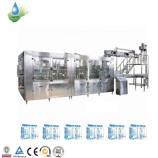 China Manufacturer Price Mineral Water Bottling Plant Cost Bottle Water Filling Machine Sellers In Sri Lanka China Purified Water Equipment Price Purified Water Filling Machine