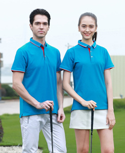 Factory Wholesale Ventilated Quick-Drying Polo Shirts pictures & photos