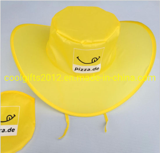 Wholesale Promotional Polyester Folding Design Foldable Hat pictures & photos
