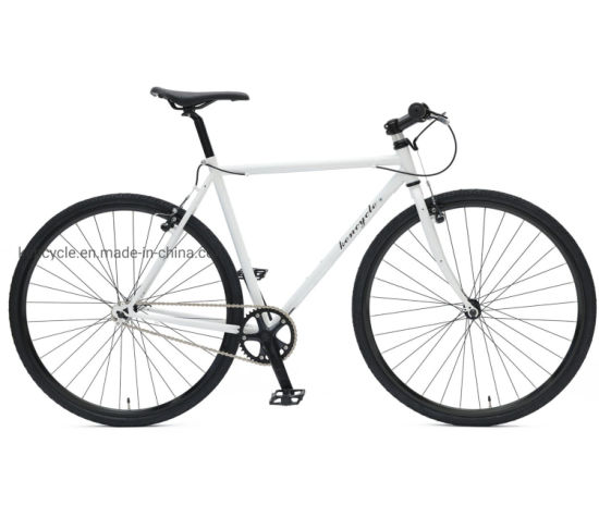 700c Single-Speed Bike /Adult Road Bike/Lifestyle Bike/City Bike Sy-Rb70088 pictures & photos