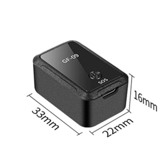 Smallest Mini GPS Tracker GPS + Beidou + WiFi+Lbs Voice Record Call Back GF09 pictures & photos