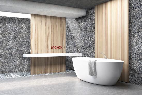 Chinese Factory Special Polishing Terrazzo Floor Tiles Bathroom