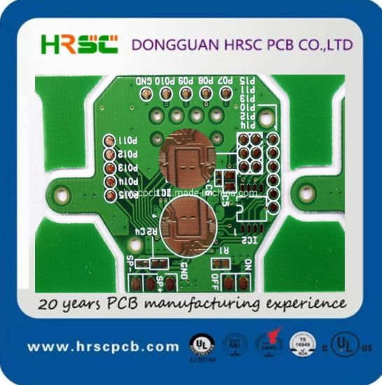 94V0 RoHS Torch LED Light Printed Circuit Board with 20 Years Experience