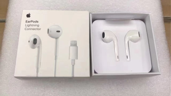China Original Quality Bluetooth Headset Lightning Earphone For Iphone 11 7 8 X China Earphone And Cell Phone Accessories Price