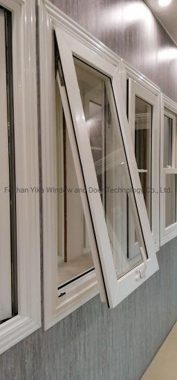 Customized Design UPVC Profile Hurricane Impact Windows