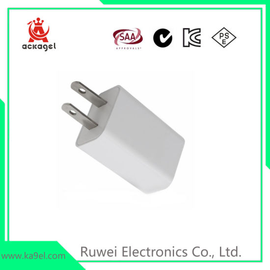 Quality USB Charger Universal Mobile Phone Charge Adapter UL