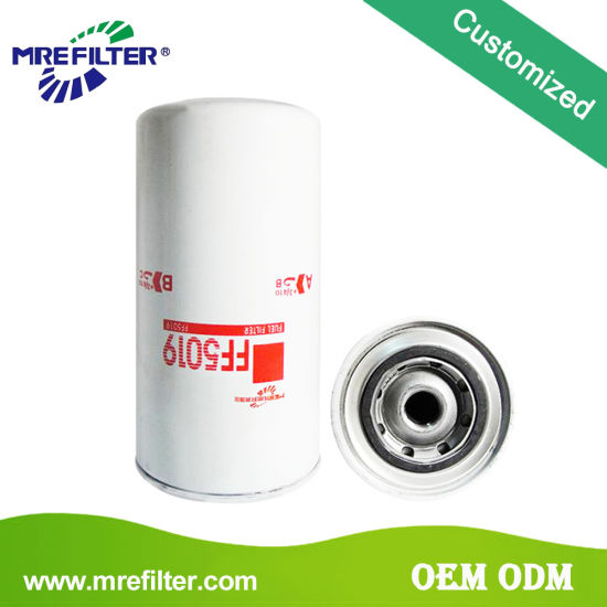 Auto Parts Factory Price OEM FF5019 Auto Fuel Filter for Cummins