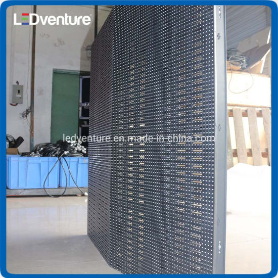 Wholesale Indoor Stage Curtain LED Soft Display