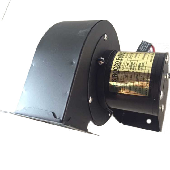Iron Shell Centrifugal Fan / Centrifugal Blower /Air Blower for Plastic Machinery