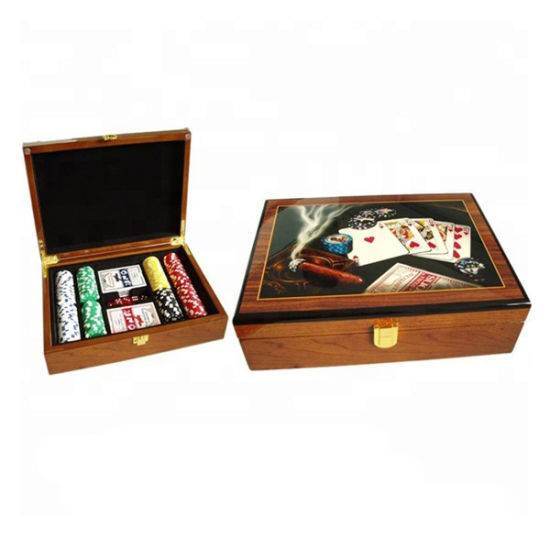 Unique Plastic Poker Chips With Wooden Box Can Be Custom Poker Chip Set China Poker Chips Box And Poker Chips Price Made In China Com