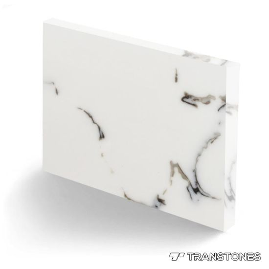 Interior Decoration Acrylic Sheet with Marble/Alabaster Pattern