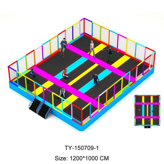 Latest and Wonderful Trampoline Equipment for Sale pictures & photos