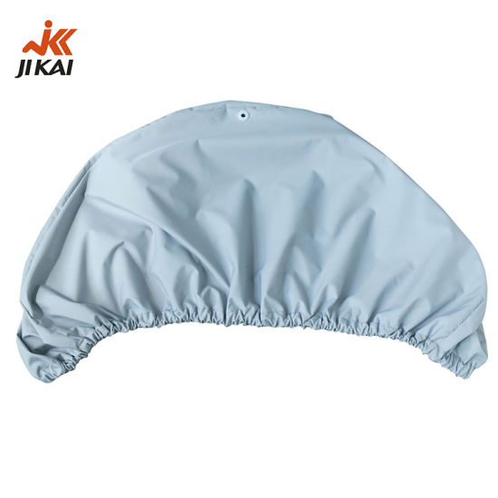 Boat Seat Cover Color White Weather-Resistant Marine Canvas