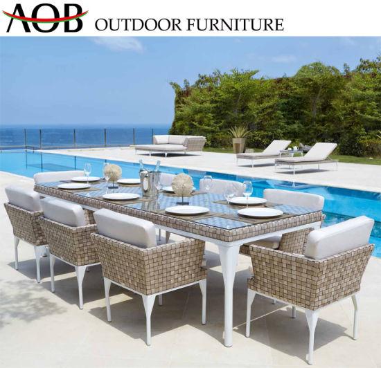 Modern Outdoor Garden Patio Hotel