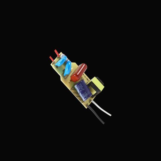 Hot Sale LED Bulb A Shape Bulb 18W SKD Bulb Raw Material Parts