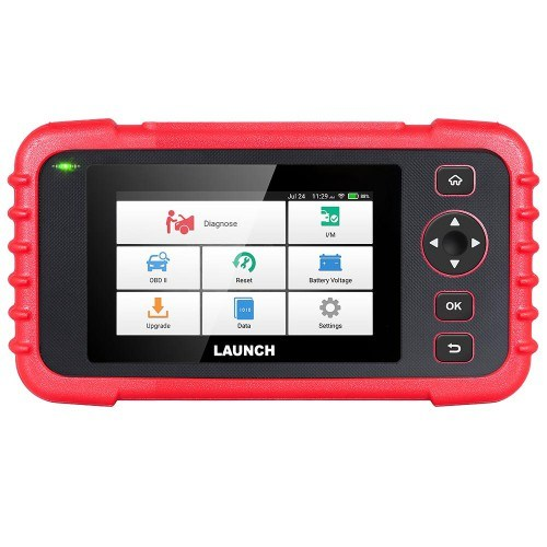 Launch Creader Crp129X Car Diagnostic Tool for Engine/Transmission/ABS/SRS Advanced Version of Crp129