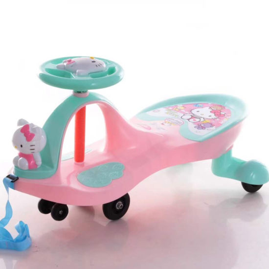 Children Car Baby Swing Car with Music