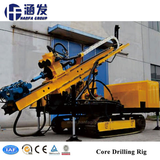Man Portable Geological Core Rock DTH Drilling Rig pictures & photos