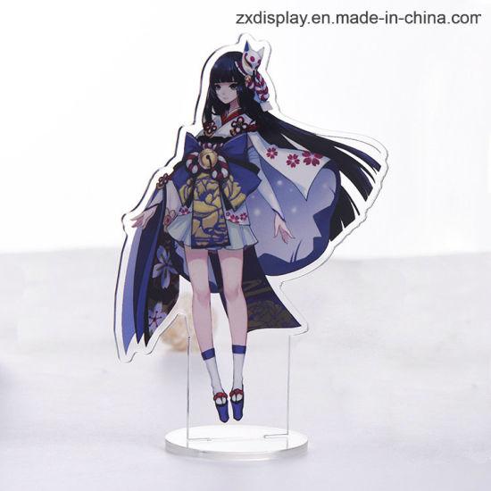 Customized Cartoon Display Acrylic Anime Character Collection Display Souvenir China Souvenir And Cartoon Display Price Made In China Com