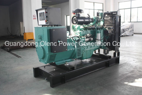 Cummins 4b 18kw Diesel Generator with Marathon Alternator pictures & photos