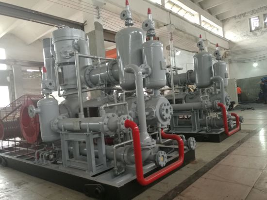 High Pressure Air Compressor/Oil Free Air Compressor/Piston Air Compressor pictures & photos