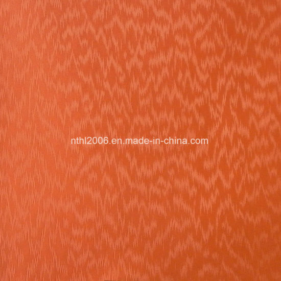 2017 PU Synthetic Leather Garment Leather pictures & photos