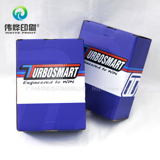 Corrugated Box for Electronic Printing Products with Logo and Pattern pictures & photos