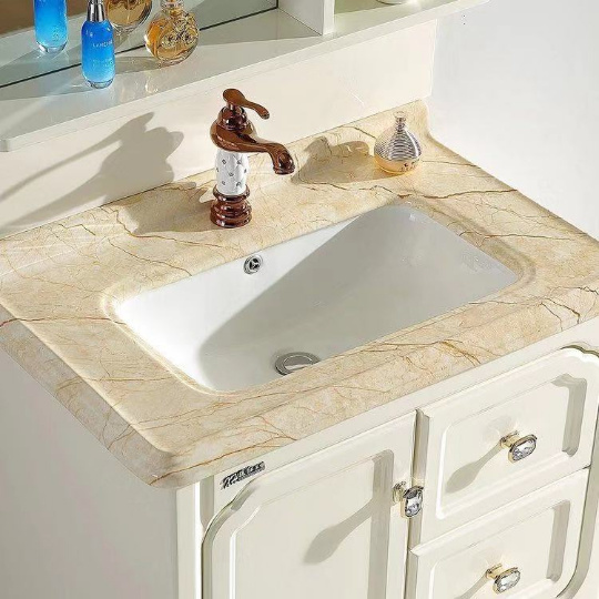 Sanitary Ware Newest Pattern Cabinet Wash Basin of Different Design