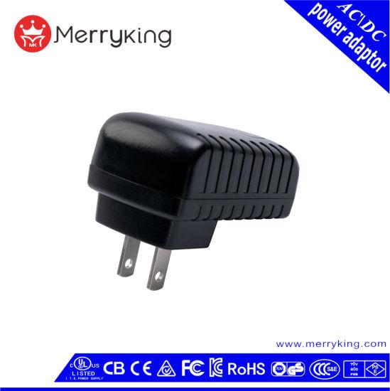 EU UK Us Au Plug AC DC Adapter 24W 12V 2A Power Adapter