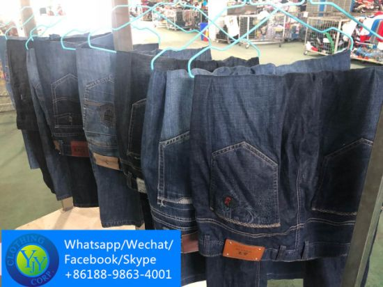 fb180a3b China Used Men Jeans Pants - China Used Jeans Pants, Used Clothing