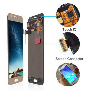 Mobile Phone LCD Display for Samsung Galaxy J500 Touch Screen