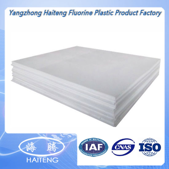 Expanded PTFE Sheet Teflon PTFE Soft Sheet Roll Sheets pictures & photos