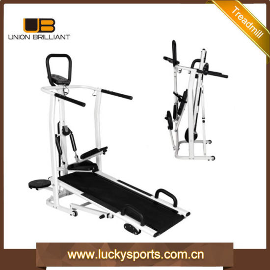 398aae1dec2 New Cheap Hot Sale Walker Running Machine 4 in 1 Manual Treadmill pictures    photos