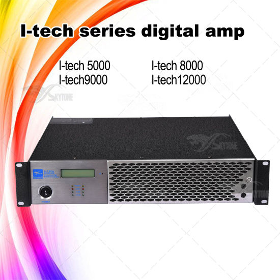 China New Digital High Power Amplifier System Audio, PA
