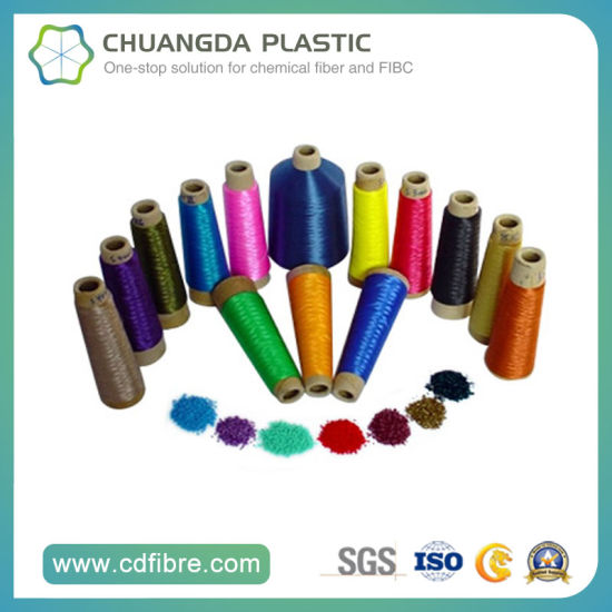 Manufacturer Wholesale PP Masterbatch for PP Yarn with Customized Color