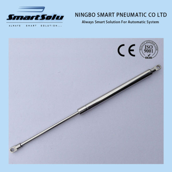 Cjpb Mini Single Acting Needle Pneumatic Air Cylinder pictures & photos