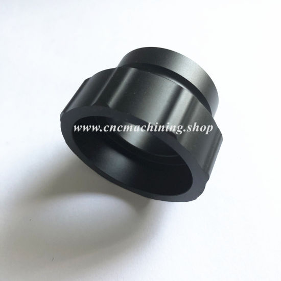 High Precision CNC Lathe Turning Machining Customized Aluminum Rifle Scope Adjustment Caps