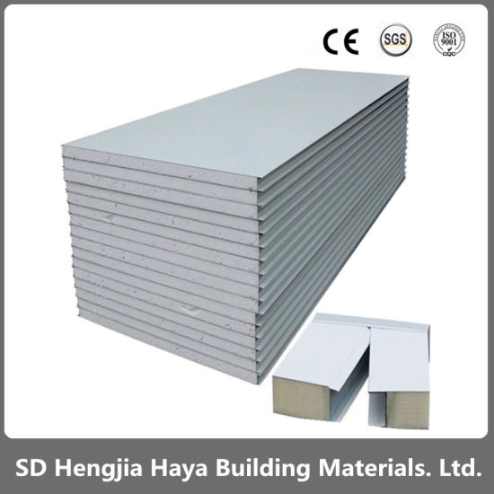 Waterproof and Soundproof Insulated EPS Sandwich Wall Panel