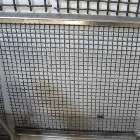 Stainless Steel Crimped Woven Wire Mesh pictures & photos