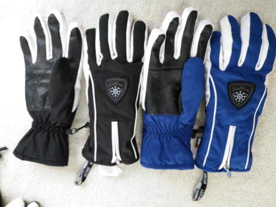 Adult Ski Glove/Adult Winter Glove/Winter Bike Glove/ Bike Glove/Detox Glove/Eco Finish Glove/Oekotex Glove/Touch Screen Glove/Waterproof Glove/ Zipper Glove